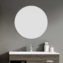 Miroir de salle de bain Zoom Ronde