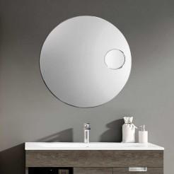 Miroir de salle de bain Zoom Plus Ronde