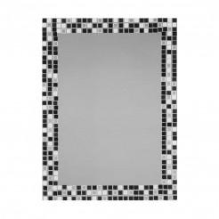 Miroir de salle de bain Lune Noir-Blanc 55x75 cm