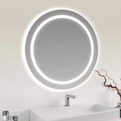 Miroir Led Terra 65 cm pour Salle de Bain