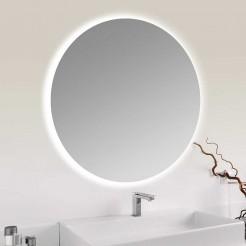 Miroir Led Soleil pour Salle de Bain