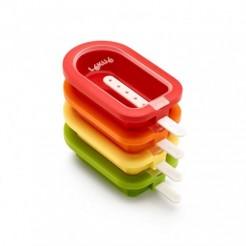 Pack Moules-Pôle Empilables Mini - 4 pcs