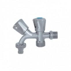 Double tap pour machine à Laver