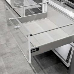 Bloc-Tiroir Alvic EVO-2 Gris 40 kg
