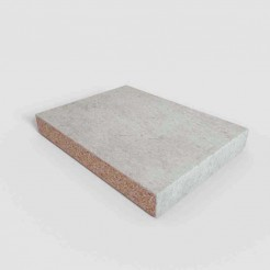 Comptoir Postformé Ciment Naturel
