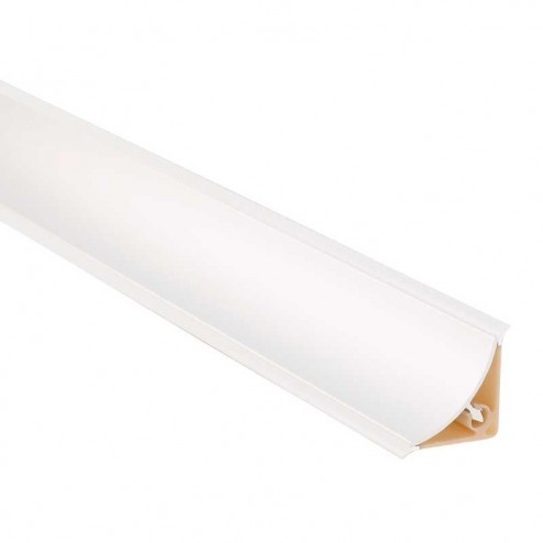Bouchon Comptoir Concave Blanc