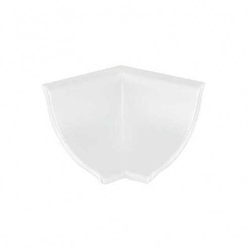 Angle Intérieur Bouchon Comptoir Blanc