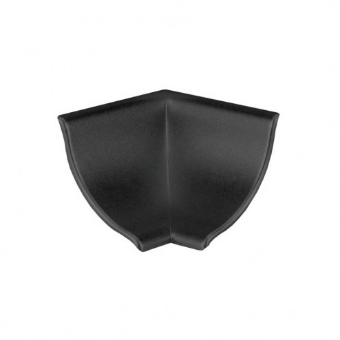 Angle Intérieur Bouchon Comptoir Noir
