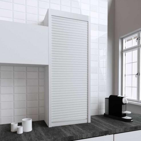 Kit pour le cabinet aveugle de cuisine blanc mat 150x60
