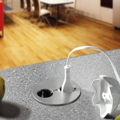 Module 2-points de vente, cuisine compacte