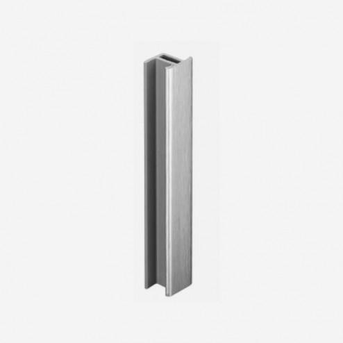 Union Aluminium Brossé Plinthe PVC Cuisine