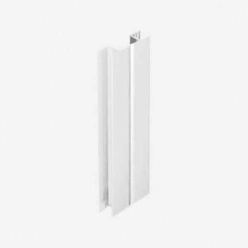 Multi-angle Blanc Plinthe PVC Cuisine