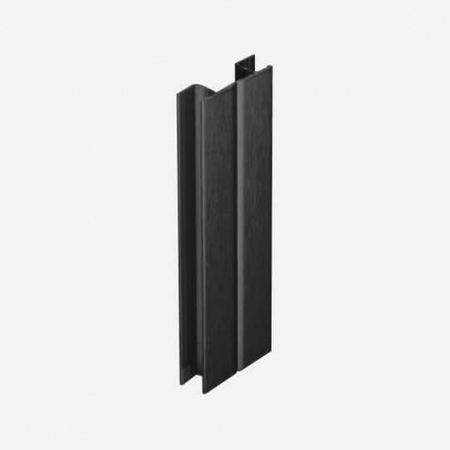 Multi-angle Noir Plinthe PVC Cuisine