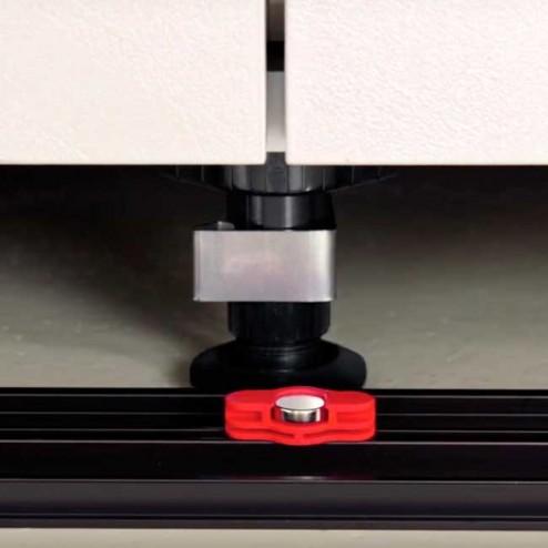 Clip Magnétique Plinthe PVC Cuisine
