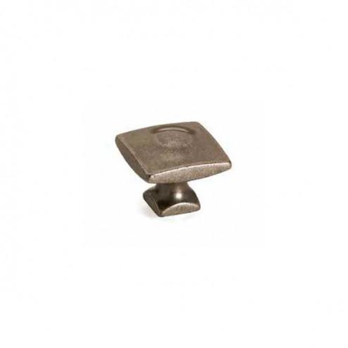 Bouton Métallique Bronze Oxyde 2073E