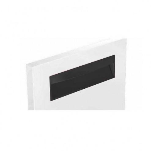 Poignée Métallique Noir Mat 4057E