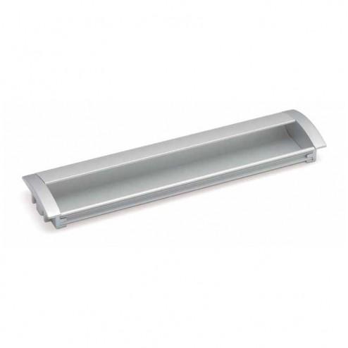 Poignée Aluminium Métallisé 2414
