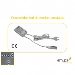 Convertisseur/Transformateur Led tension constante 12V