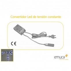 Convertisseur/Transformateur Led tension constante 12V