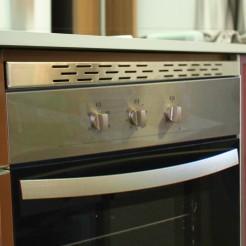 Grille de Ventilation de la Plaque de verre, de la Céramique et Induction