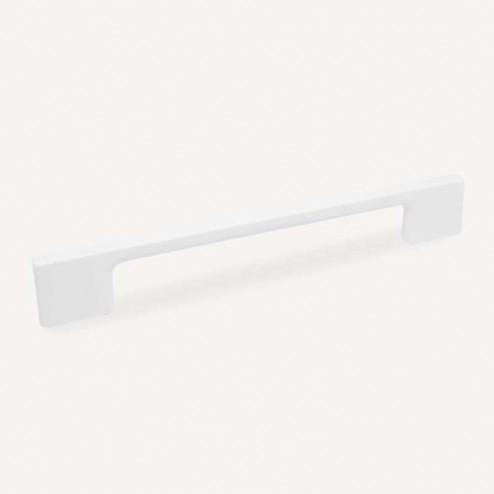 Poignée Métallique Blanc Mat 4706