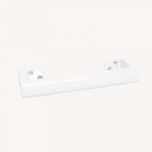 Poignée Métallique Blanc Mat 2283