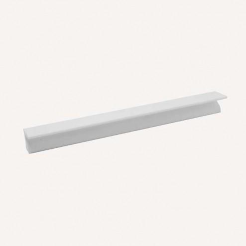 Poignée Aluminium Blanc Mat 2450