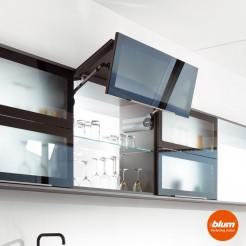 Charnière de Pliage cuisine AVENTOS HF1 Blum pour portes pliantes