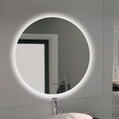 Miroir de salle de bain LED Cassiopeia