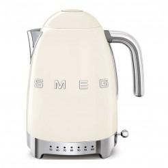 bouilloire à température variable style 50's Crema