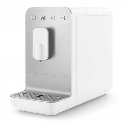 Super Machine à café automatique 50's style blanc