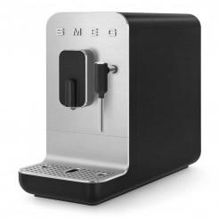 Super Machine à café Automatique avec Vapeur 50's Style noir