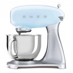 Robot de cuisine 50's style bleu
