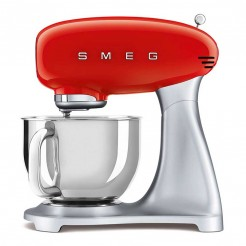 Robot culinaire Style 50's rouge
