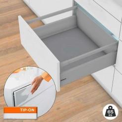 Bloc-Tiroir 65 KG Tandembox Antaro D TIP-ON BLUMOTION