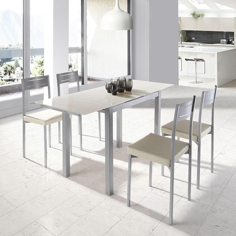 set de cuisine table extensible 4 chaises acheter
