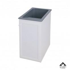 Les meubles de la salle de lavage de la pile de l'aluminium Apollo