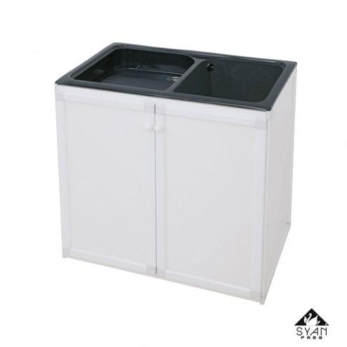 Les meubles de la salle de lavage de la pile de l'aluminium Thor