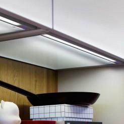 Rétro-éclairage Led Plat de Verrouillage pour les Meubles 12V 4000K
