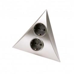 Prise réseau à Double Triangle Galaxy pour s'Adapter à