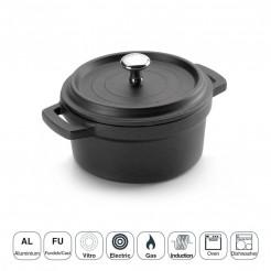 Pan Noir Mini Couvercle en Fonte