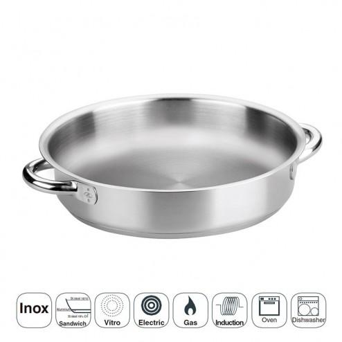 Paella À La Poêle Sans Couvercle Éco-Chef