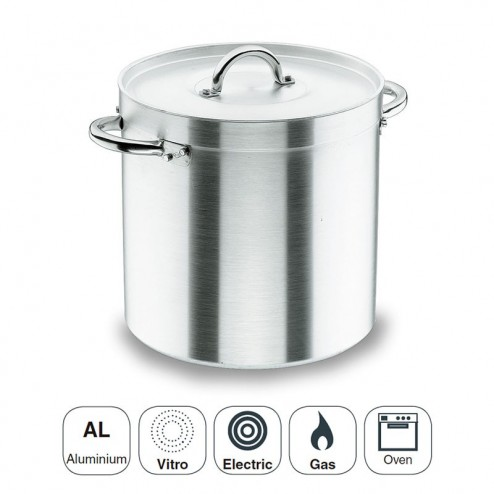 Pot Droit avec Top Chef-Aluminium
