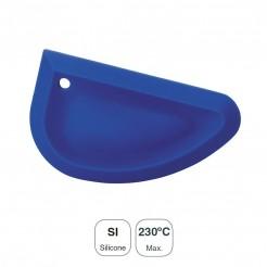 Grattoir Silicone Bleu