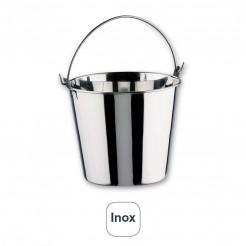 Seau Inox 18% Cr.