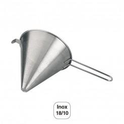 Chinois passoire en acier Inoxydable 18/10 Poignée Canne avec Onglet