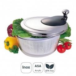 Centrifugeuse Inox + Acrylique