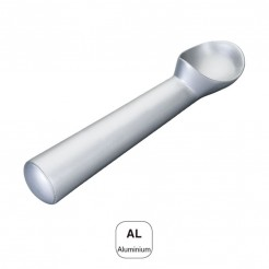 Racionador De Crème Glacée En Aluminium