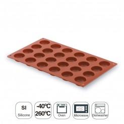 Moule De Tasse De 24 Cavités Silicone Pastryflex