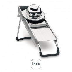 Mandoline Inox Luxe avec 5 Lames